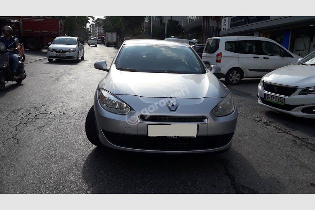 Renault Fluence Zeytinburnu Kiralık Araç 2. Fotoğraf