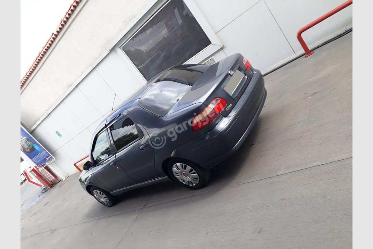 Fiat Albea Zeytinburnu Kiralık Araç 2. Fotoğraf
