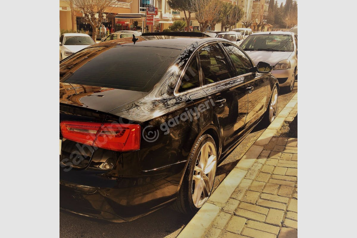 Audi A6 Seyhan Kiralık Araç 2. Fotoğraf