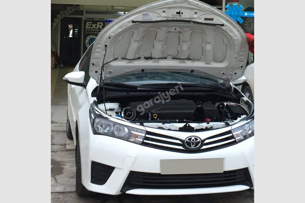 Toyota Corolla Altındağ Kiralık Araç 3. Fotoğraf
