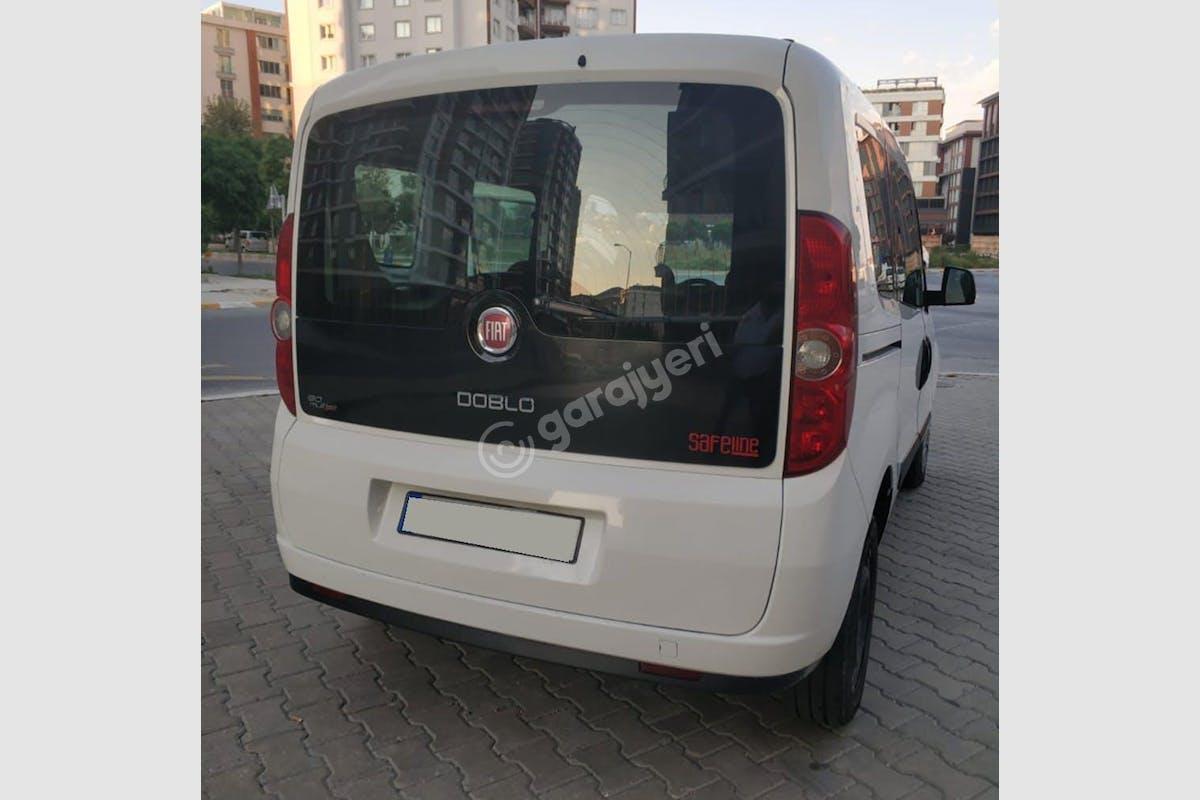 Fiat Doblo Büyükçekmece Kiralık Araç 5. Fotoğraf