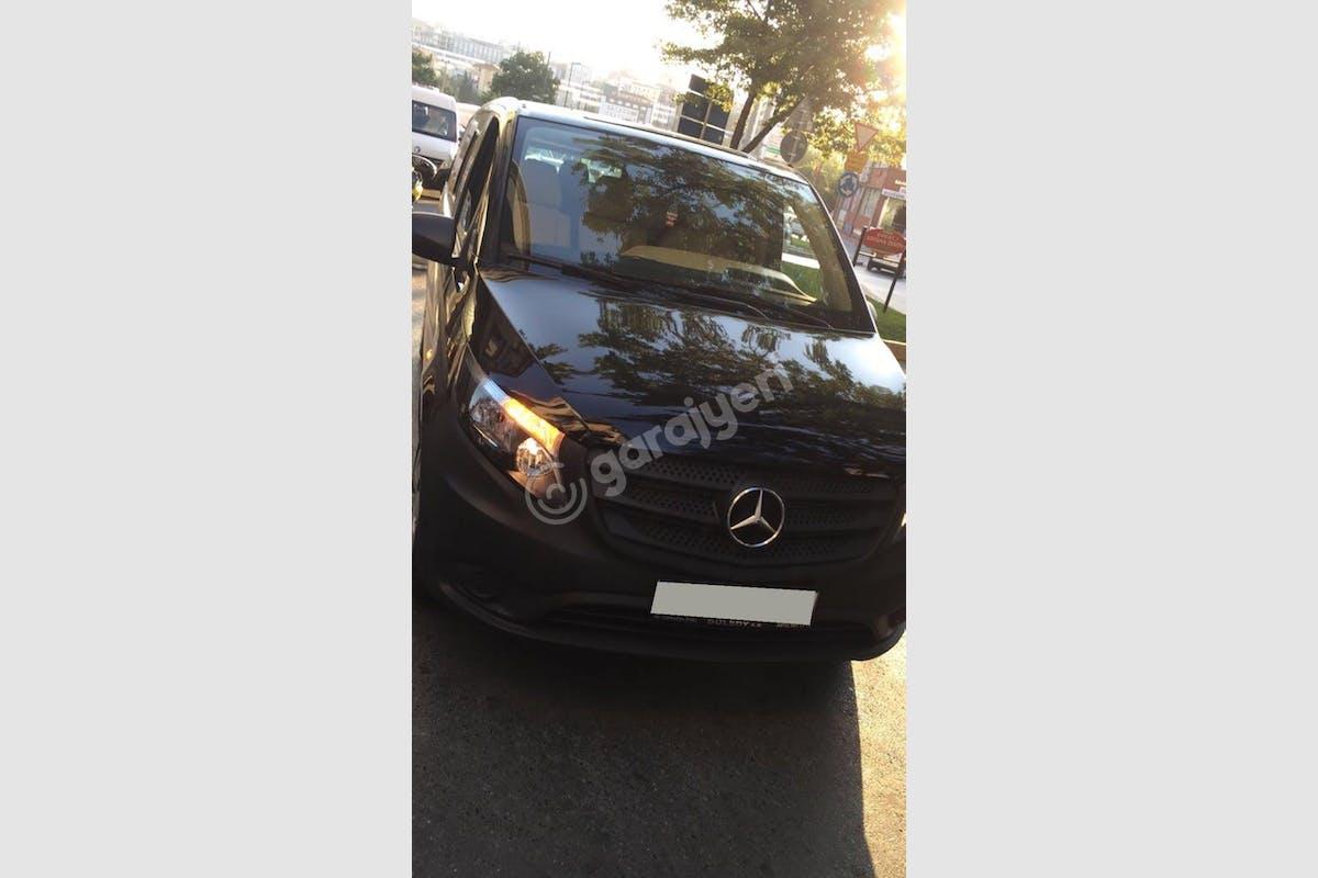 Mercedes - Benz Vito Bodrum Kiralık Araç 1. Fotoğraf
