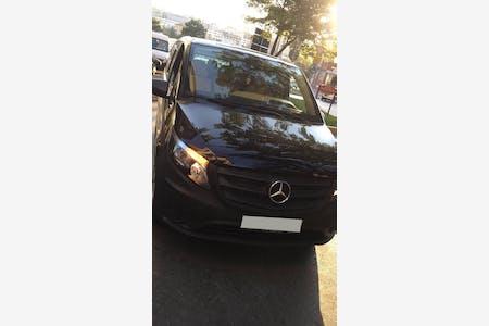 Kiralık Mercedes - Benz Vito , İstanbul Atatürk Havaalanı