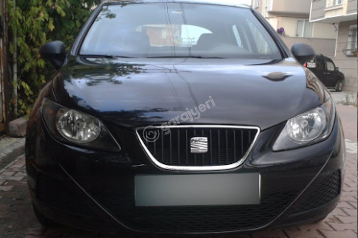 Seat Ibiza Tuzla Kiralık Araç 1. Fotoğraf