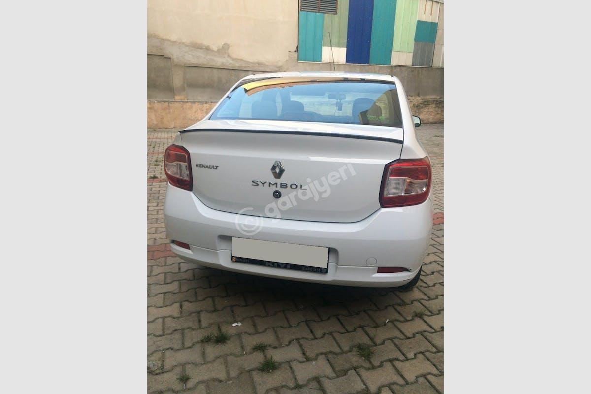 Renault Symbol Kuşadası Kiralık Araç 2. Fotoğraf