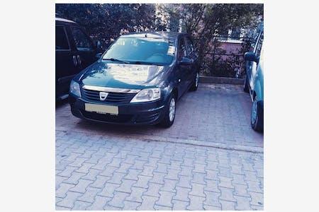 Kiralık Dacia Logan 2010 , Isparta Merkez