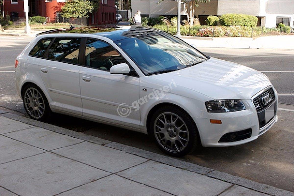 Audi A3 Küçükçekmece Kiralık Araç 1. Fotoğraf