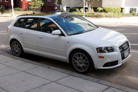 Audi A3 İstanbul Küçükçekmece Kiralık Araç