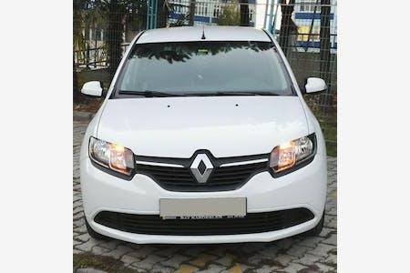 Kiralık Renault Symbol 2014 , İstanbul Beylikdüzü