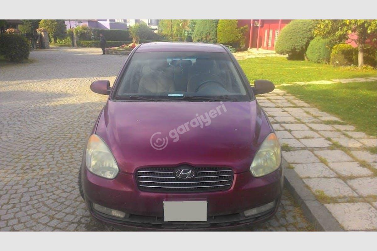 Hyundai Accent Era Eyüp Kiralık Araç 1. Fotoğraf