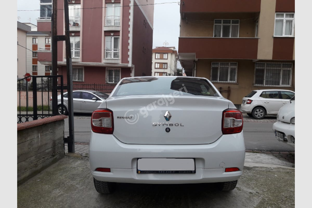 Renault Symbol Ümraniye Kiralık Araç 3. Fotoğraf