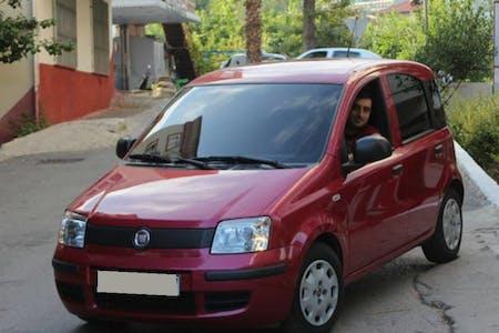 Kiralık Fiat Panda 2011 , Antalya Alanya
