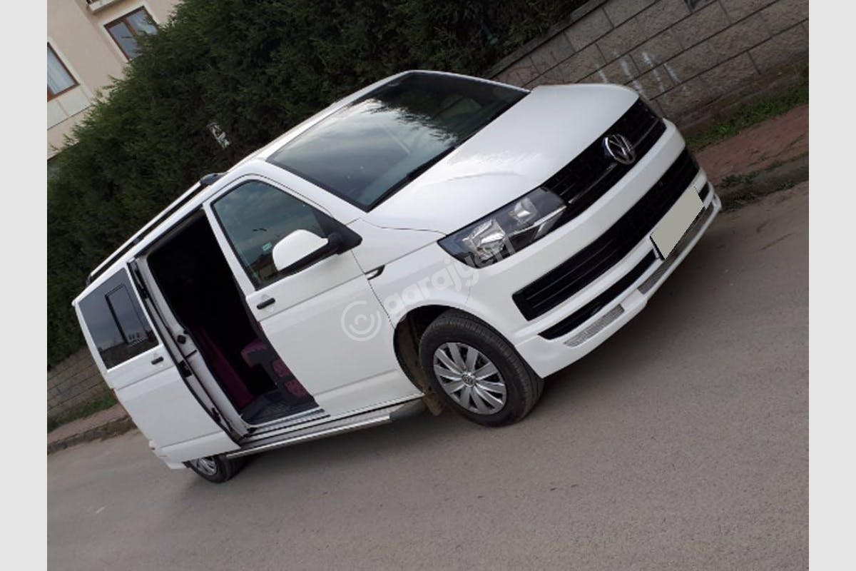 Volkswagen Transporter Kartal Kiralık Araç 2. Fotoğraf