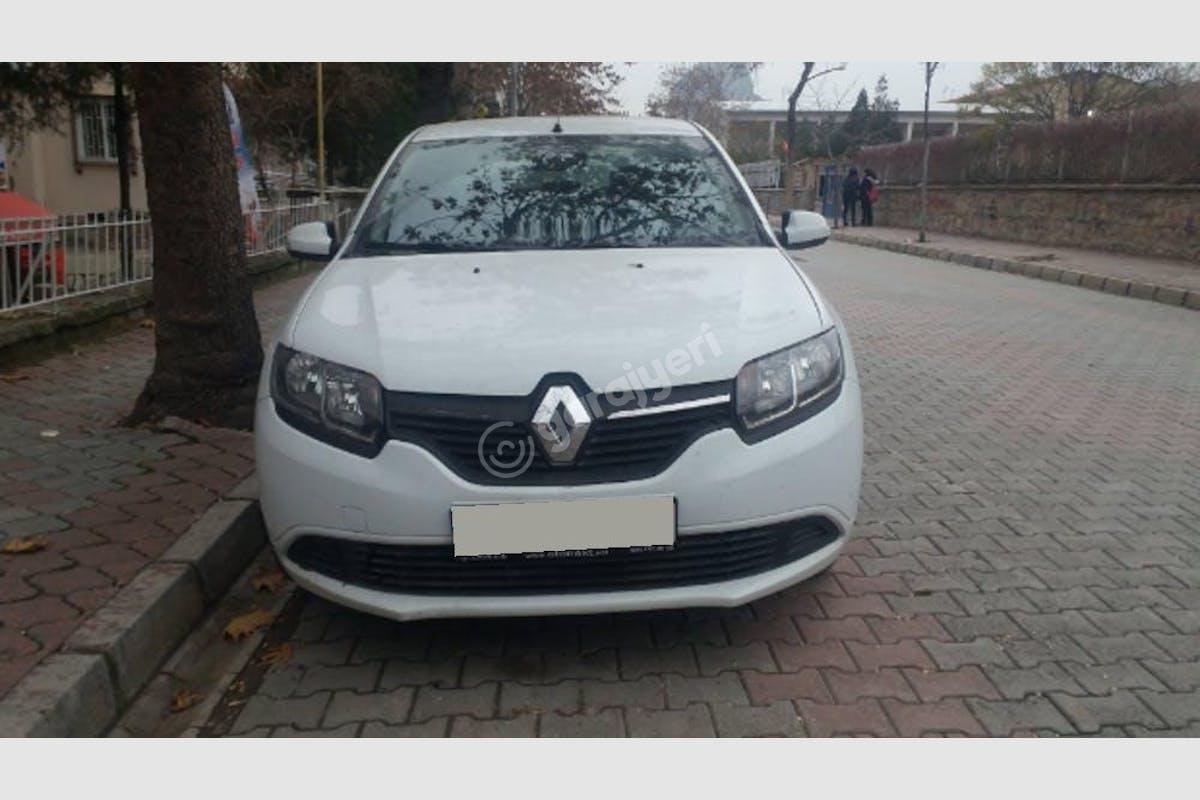 Renault Symbol Afyonkarahisar Kiralık Araç 3. Fotoğraf