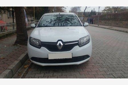 Kiralık Renault Symbol 2016 , Afyonkarahisar Afyonkarahisar