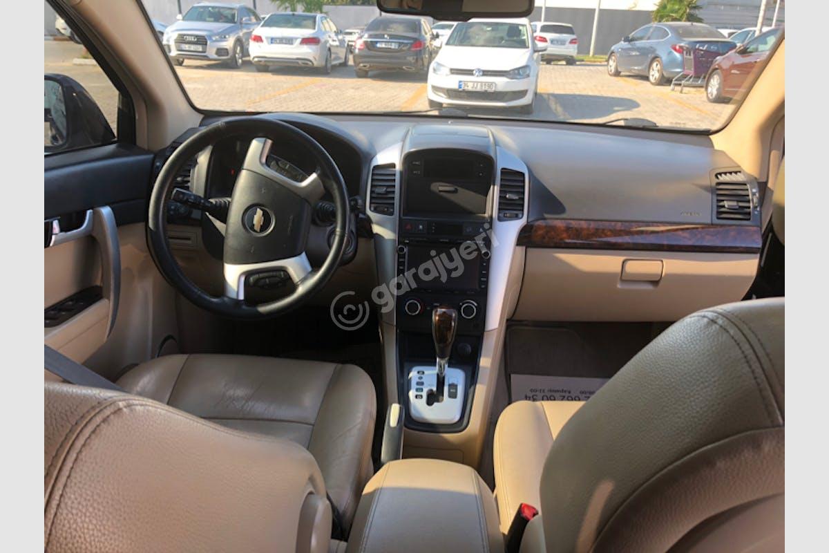 Chevrolet Captiva Fatih Kiralık Araç 2. Fotoğraf