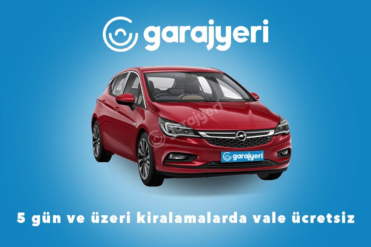 Opel Astra Sarıyer Kiralık Araç 1. Fotoğraf
