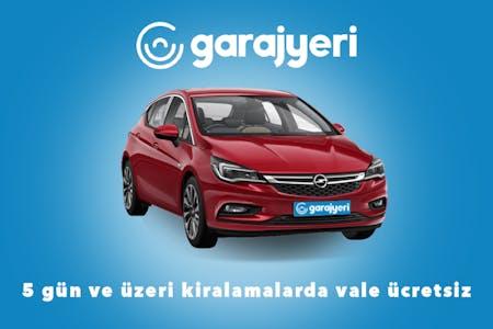 Kiralık Opel Astra 2016 , İstanbul Şişli