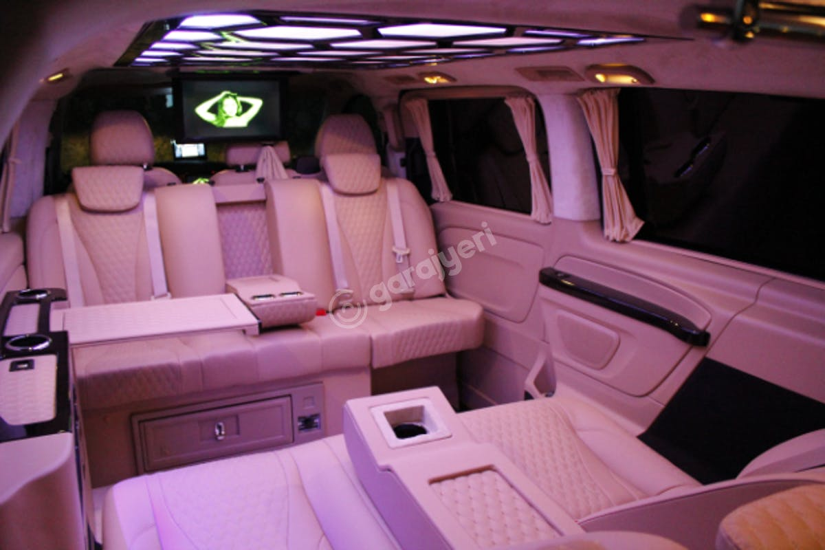 Mercedes - Benz Vito Şişli Kiralık Araç 6. Fotoğraf
