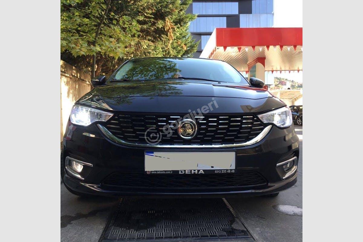 Fiat Egea Beyoğlu Kiralık Araç 11. Fotoğraf