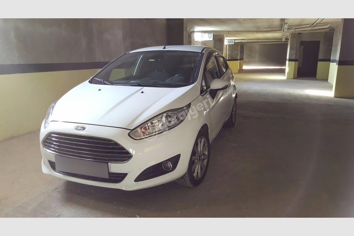 Ford Fiesta Esenyurt Kiralık Araç 1. Fotoğraf