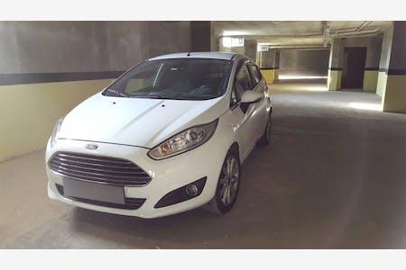 Ford Fiesta İstanbul Esenyurt Kiralık Araç
