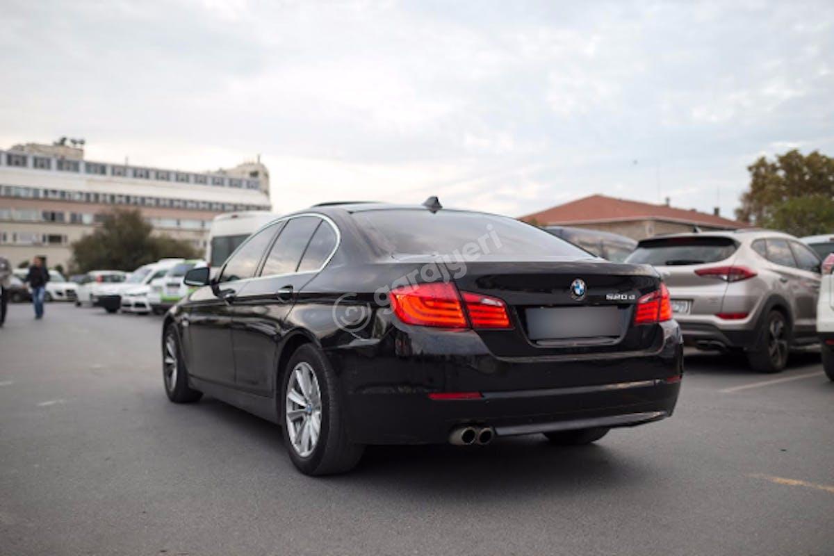 BMW 5 Kağıthane Kiralık Araç 6. Fotoğraf