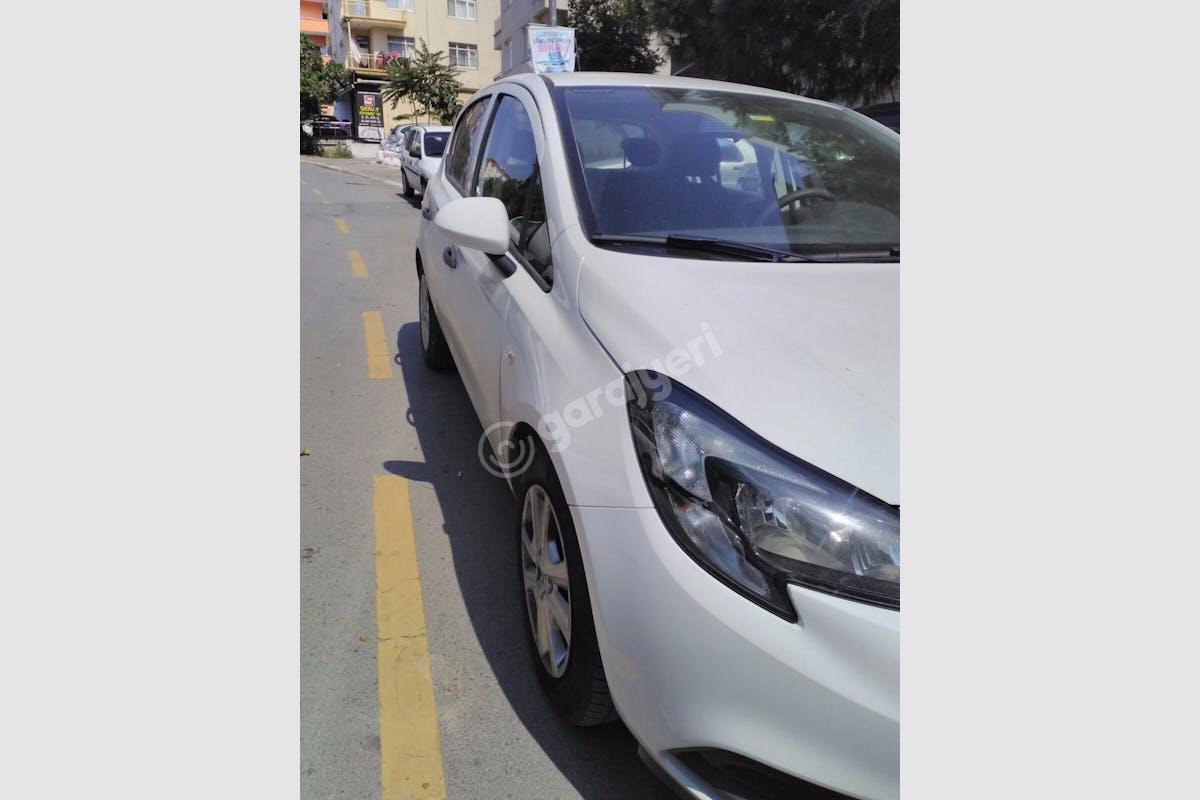 Opel Corsa Şişli Kiralık Araç 7. Fotoğraf