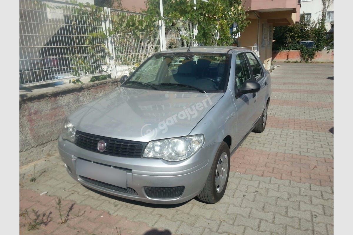 Fiat Albea Bakırköy Kiralık Araç 1. Fotoğraf