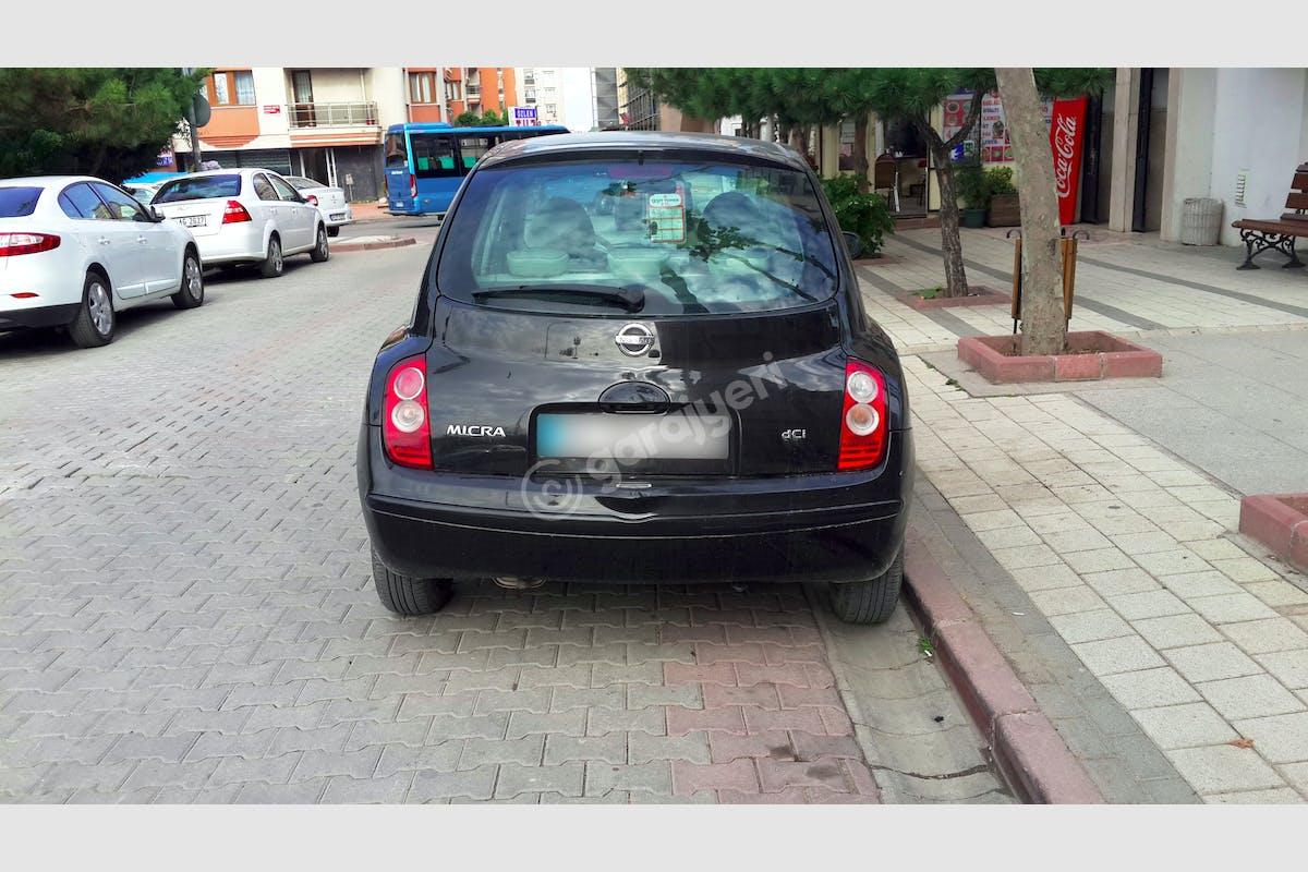Nissan Micra Çekmeköy Kiralık Araç 4. Fotoğraf