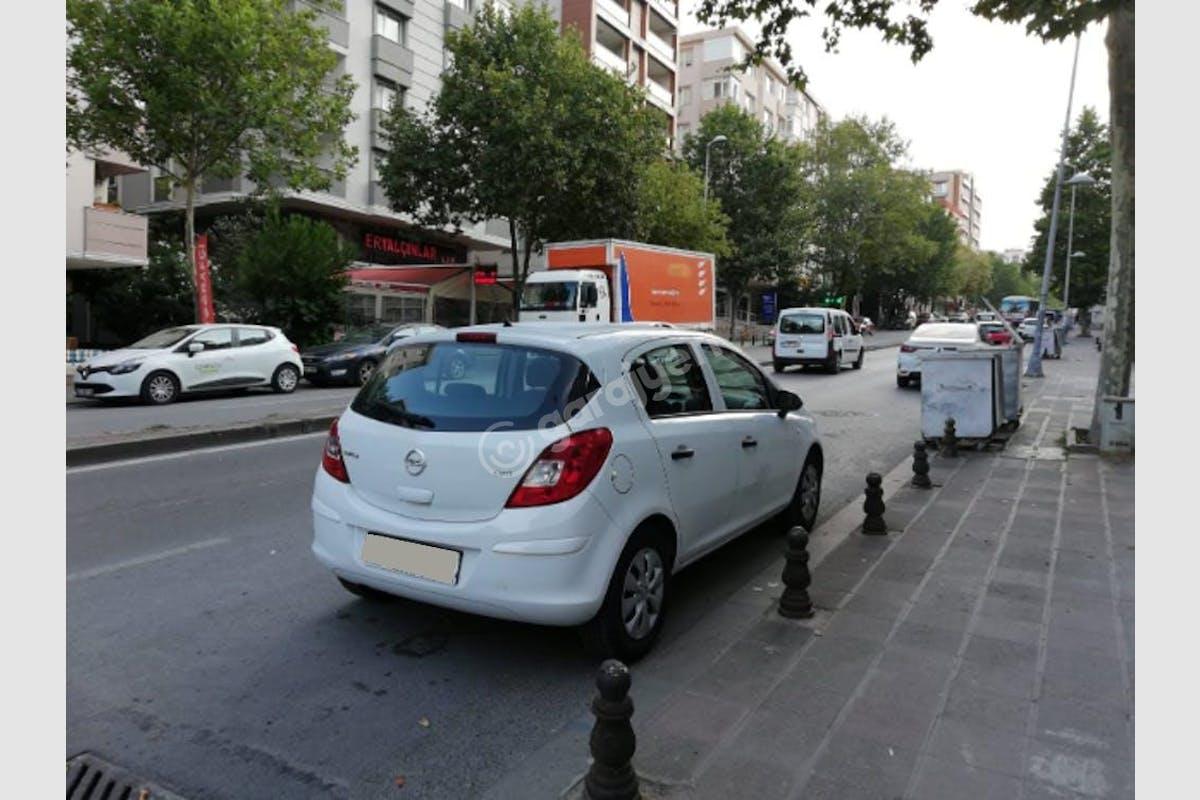Opel Corsa Ataşehir Kiralık Araç 2. Fotoğraf