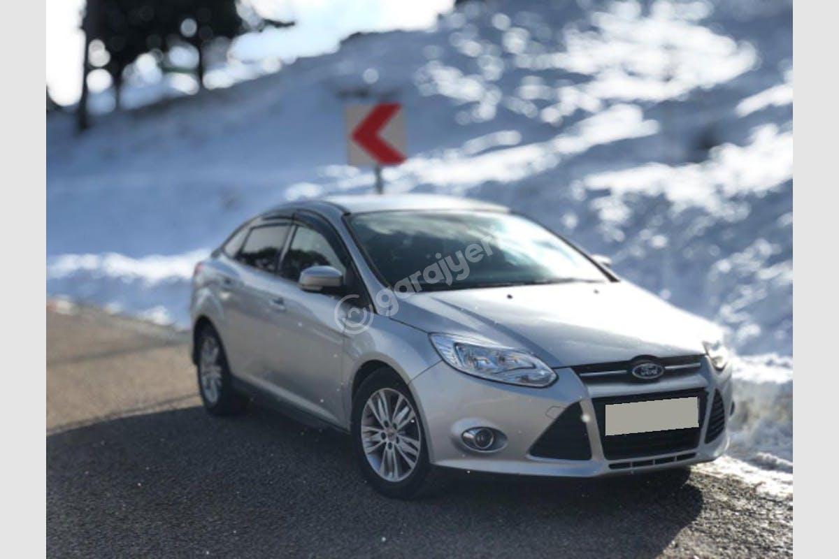 Ford Focus Kepez Kiralık Araç 2. Fotoğraf