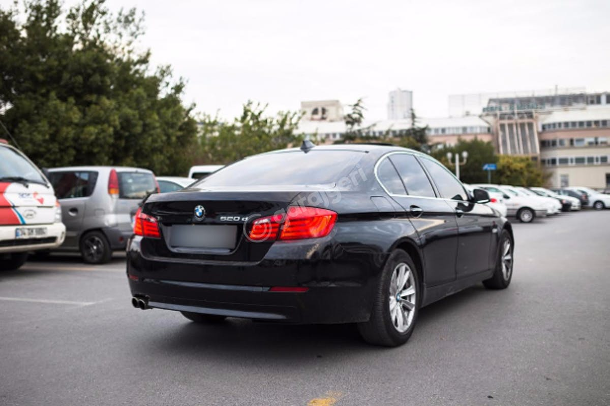 BMW 5 Kağıthane Kiralık Araç 7. Fotoğraf