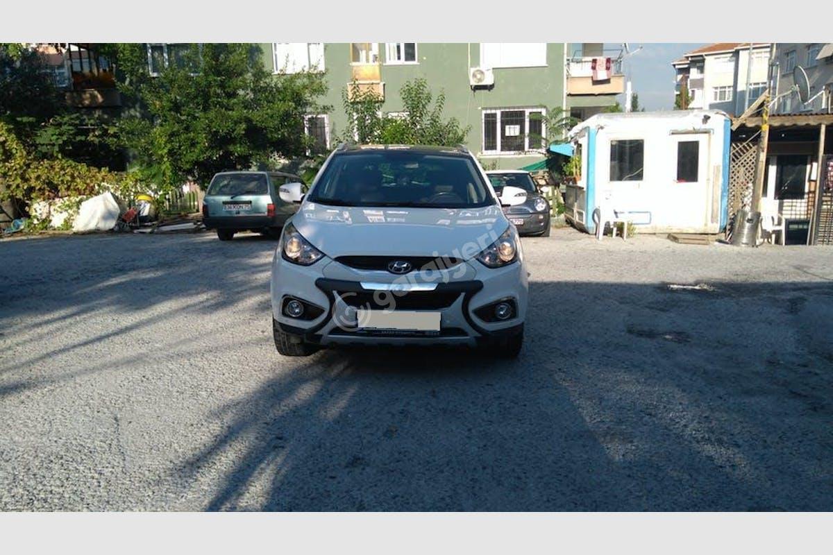 Hyundai ix35 Bahçelievler Kiralık Araç 7. Fotoğraf