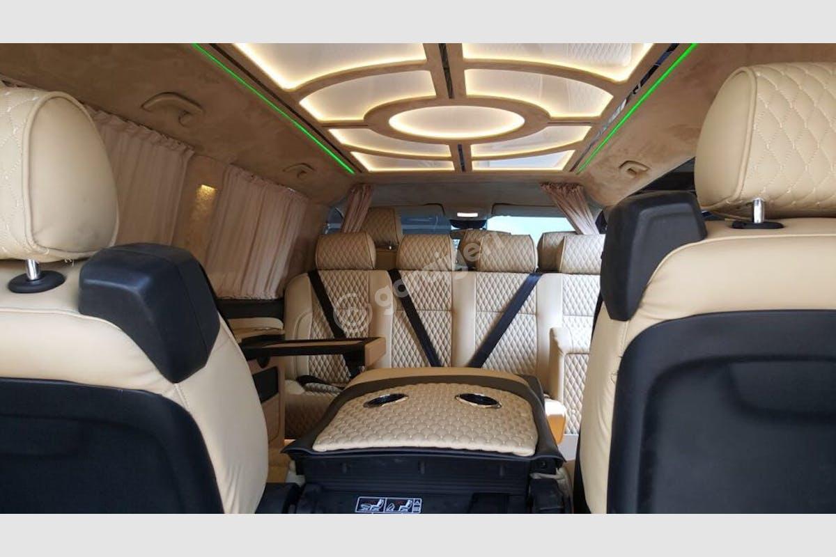 Mercedes - Benz Vito Bodrum Kiralık Araç 2. Fotoğraf