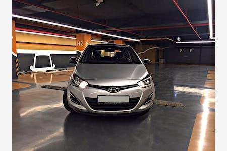 Kiralık Hyundai i20 2013 , İstanbul Üsküdar