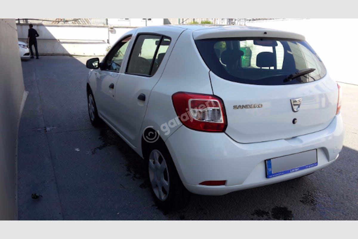 Dacia Sandero Bağcılar Kiralık Araç 4. Fotoğraf