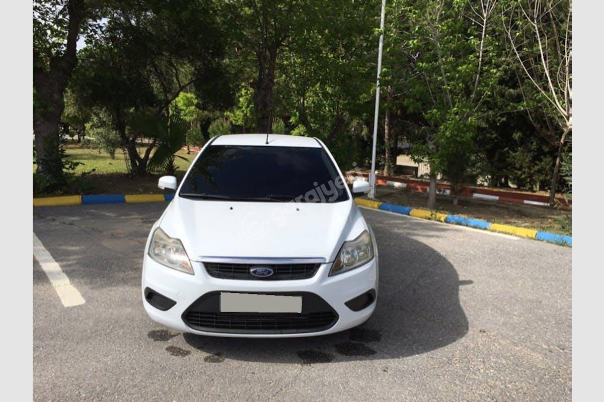 Ford Focus Manavgat Kiralık Araç 1. Fotoğraf