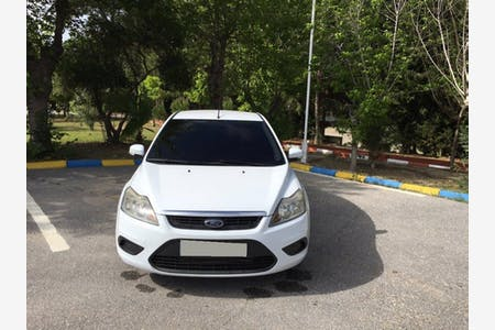 Kiralık Ford Focus , Antalya Manavgat