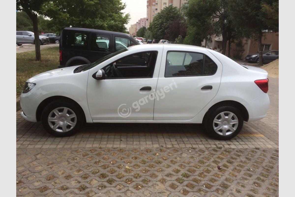 Renault Symbol Bahçelievler Kiralık Araç 4. Fotoğraf