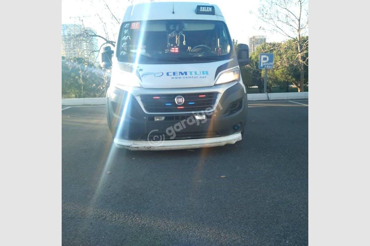 Fiat Ducato Başakşehir Kiralık Araç 1. Fotoğraf