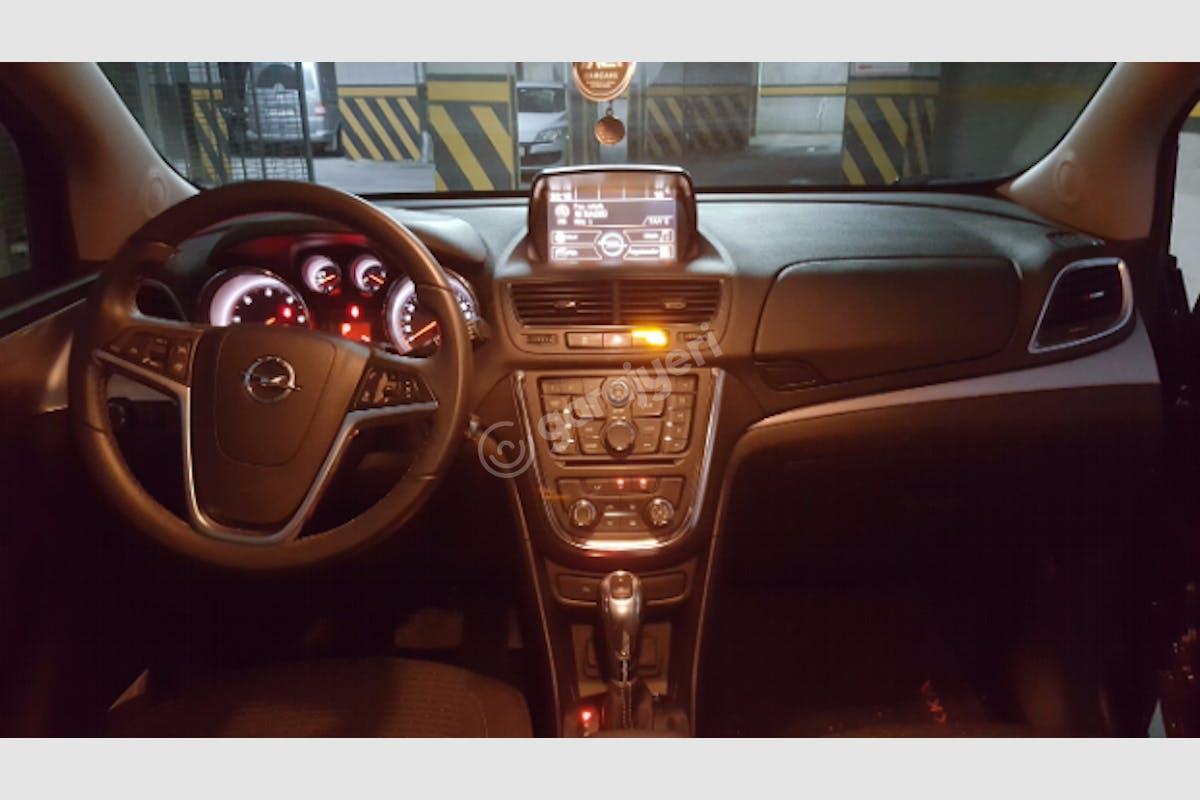 Opel Mokka Eyüp Kiralık Araç 3. Fotoğraf
