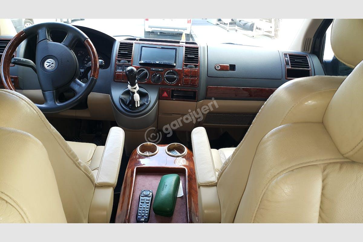 Volkswagen Transporter Üsküdar Kiralık Araç 5. Fotoğraf