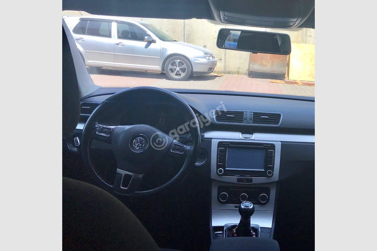 Volkswagen Passat Esenler Kiralık Araç 10. Fotoğraf