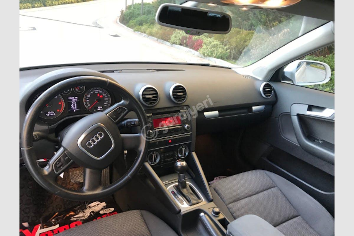 Audi A3 Başakşehir Kiralık Araç 6. Fotoğraf