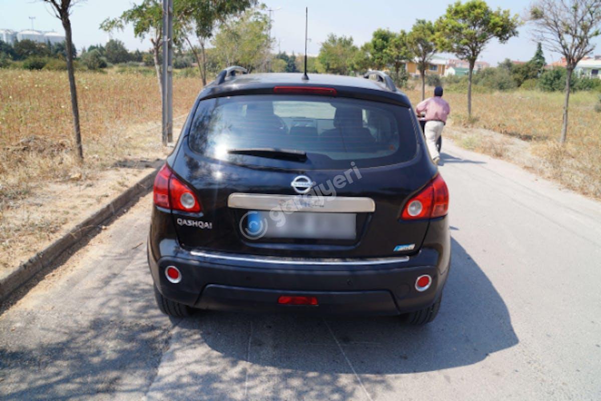 Nissan Qashqai Tuzla Kiralık Araç 6. Fotoğraf
