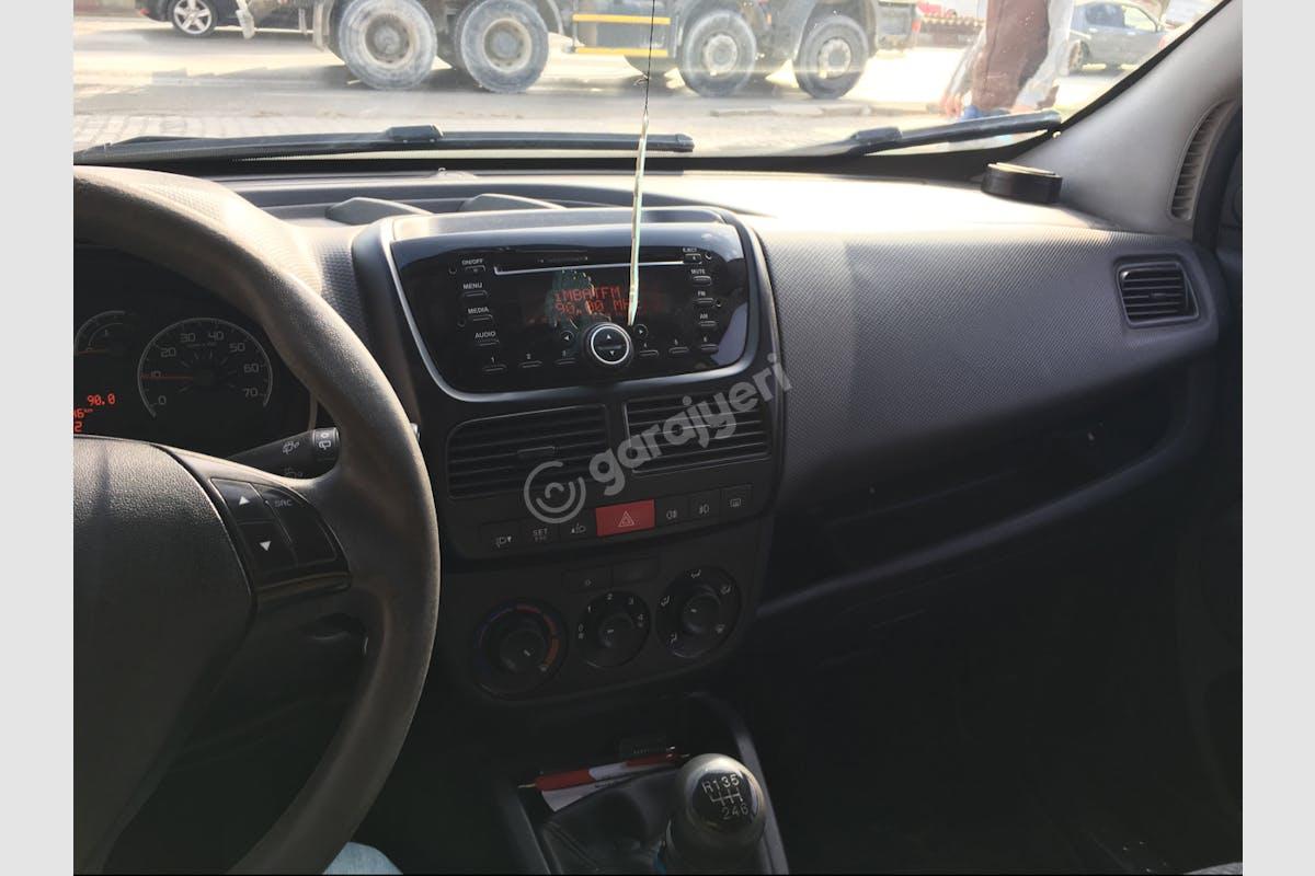 Fiat Doblo Torbalı Kiralık Araç 3. Fotoğraf