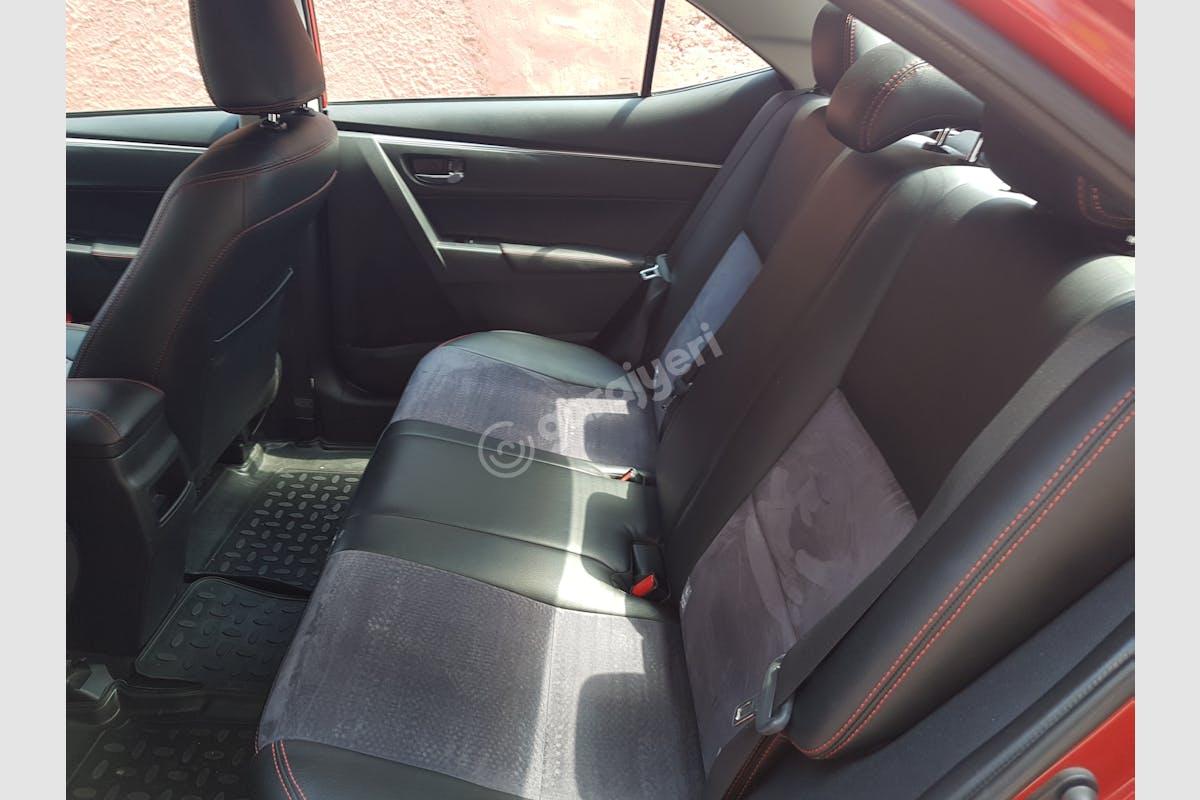 Toyota Corolla Fatih Kiralık Araç 4. Fotoğraf