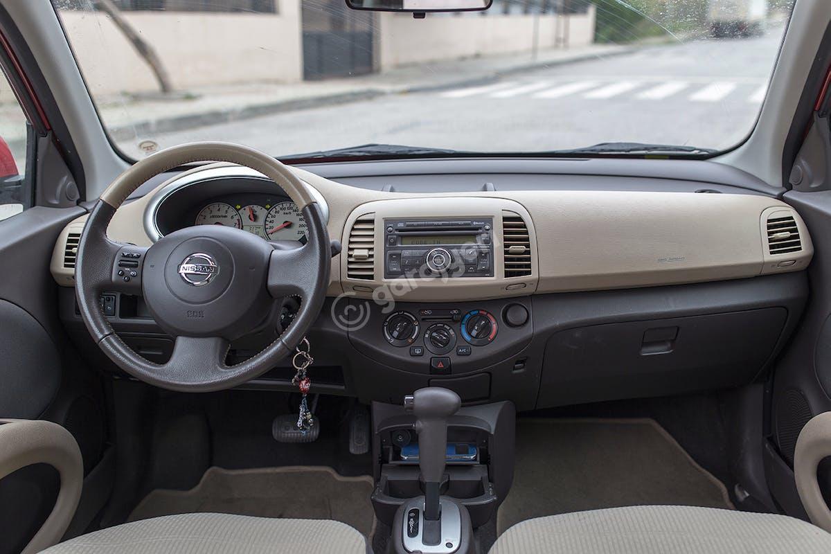 Nissan Micra Kartal Kiralık Araç 7. Fotoğraf