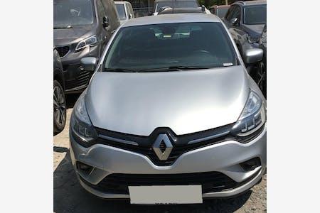 Kiralık Renault Clio 2017 , İstanbul Fatih